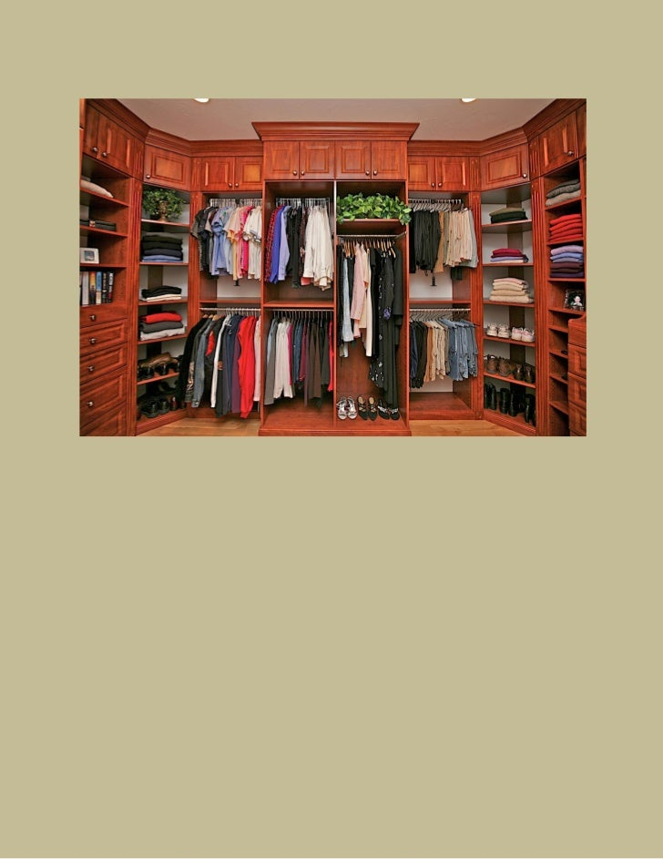 Closets Redefined Projects