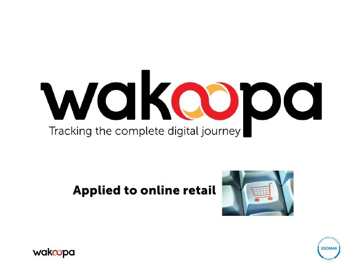 Applied to online retail