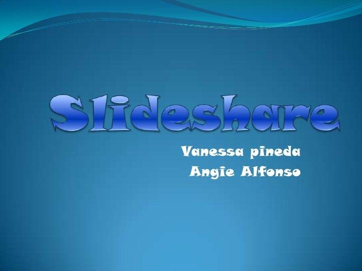 Vanessa pineda Angie Alfonso