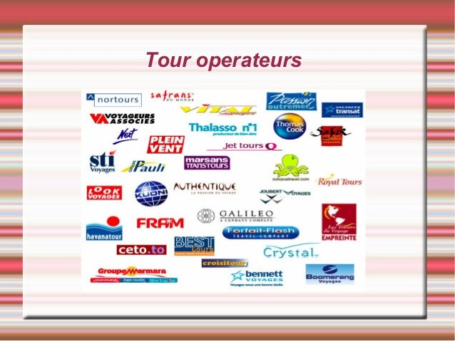 Tour operateurs      Titre