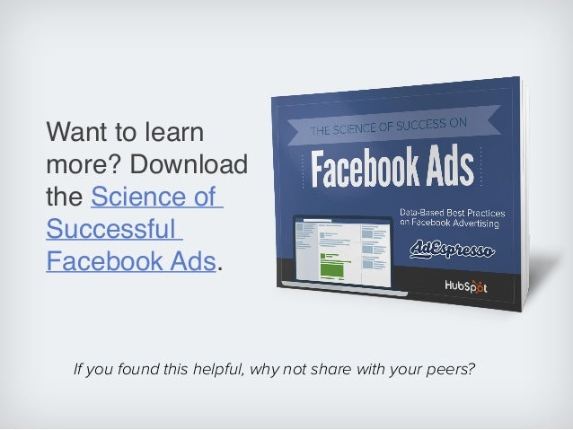 13 Tips for Creating Facebook Ads that Convert
