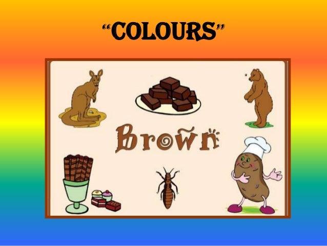 colours - Colour For Children