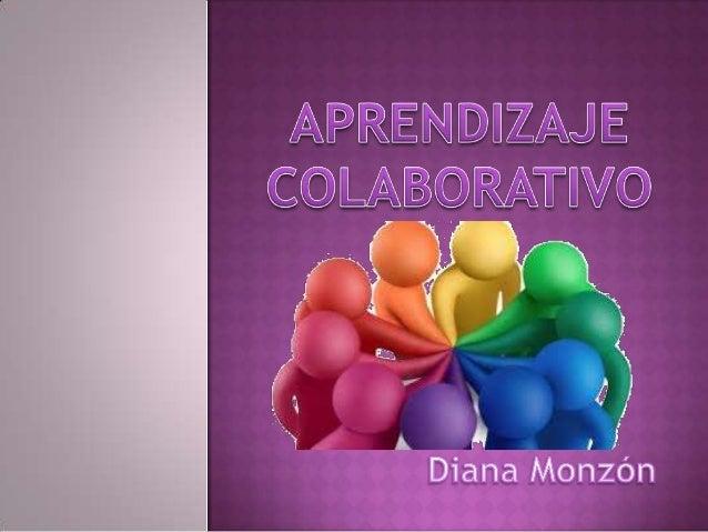 El aprendizaje colaborativo es unsistema de interaccionescuidadosamente diseñado queorganiza e induce la influenciarecípro...