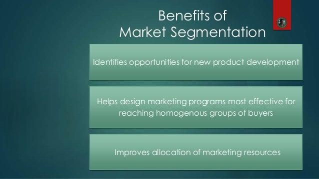 Market Segmentation Slide 3