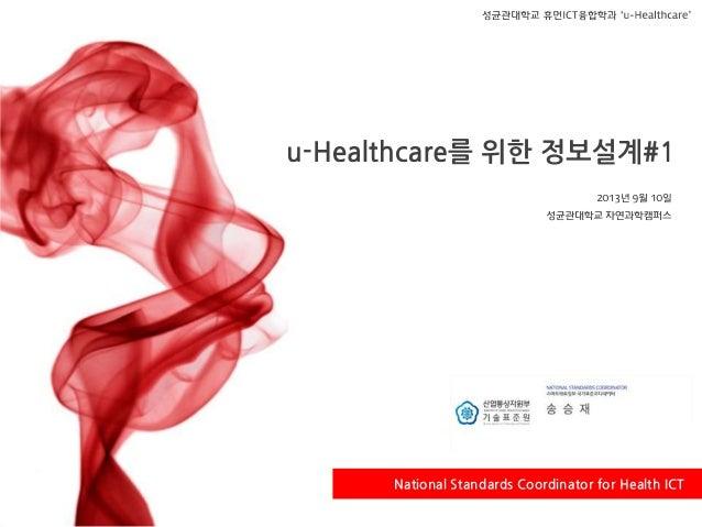 National Standards Coordinator for Health ICT