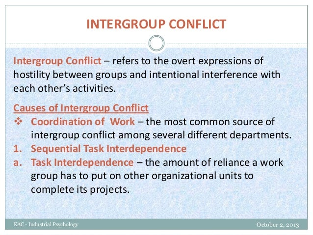 organizational conflict example Conflict resolution, definition of conflict, conflict management styles.