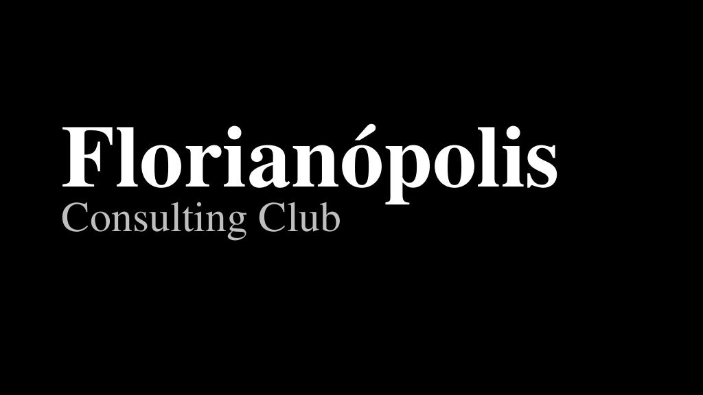Florianópolis Consulting Club