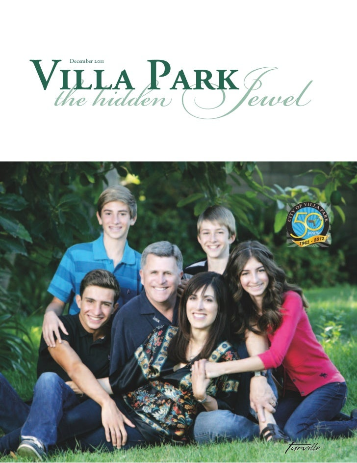 the hidden JewelVilla Park  December 2011
