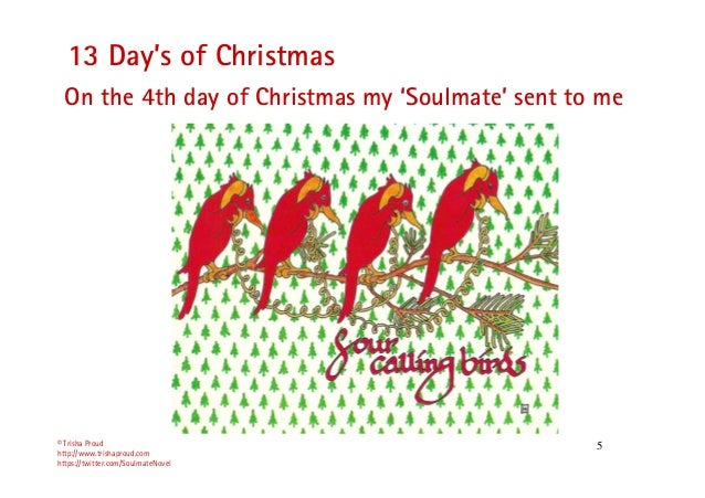 Slide share 13 days of Christmas