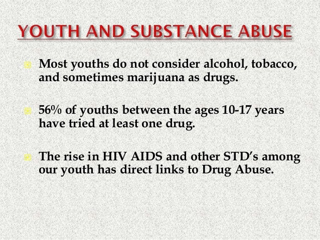 Substance Abuse: Grade 7