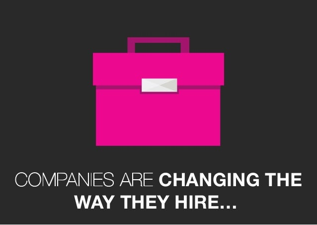 2014 Career & Workplace Trend: How To Stay Competitive Slide 2