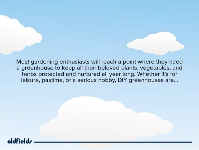 The Benefits Of DIY Greenhouses Slide 2