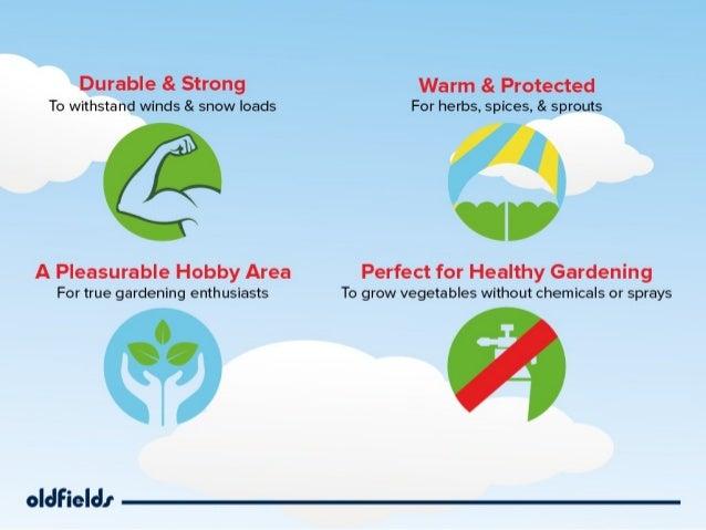 The Benefits Of DIY Greenhouses Slide 3