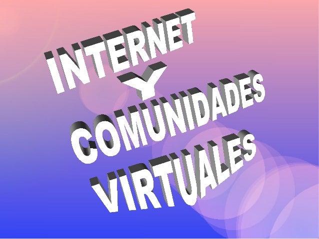 ● 1. ¿Qué es internet? ● 2. Historia de internet ● 3. Funcionamiento de internet ● 4. La red y su influencia en la socieda...