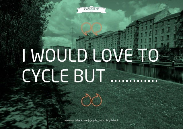 CycleHack Slide 2