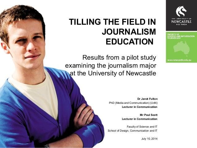 English: English/Journalism Major - Bachelor of Arts   College of ...