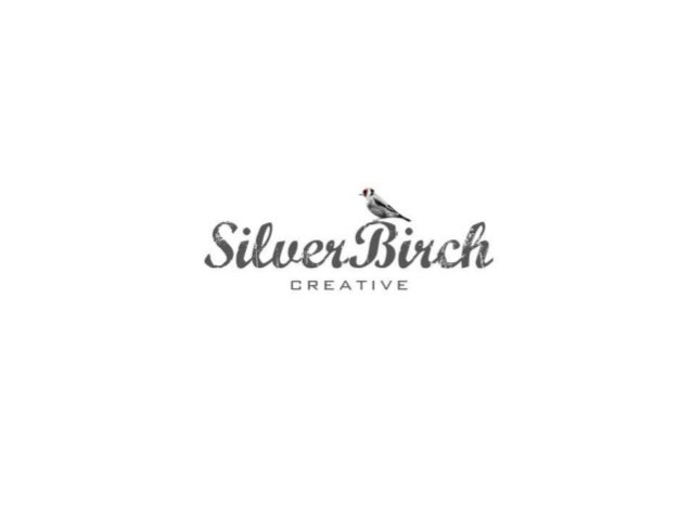 About Silver Birch Creative  We are a Graphic design and Branding Agency  based in the city of Derby.  We're all about the...