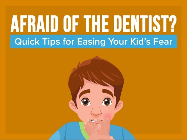 Head over to our website to learn  more about dental fear in children.
