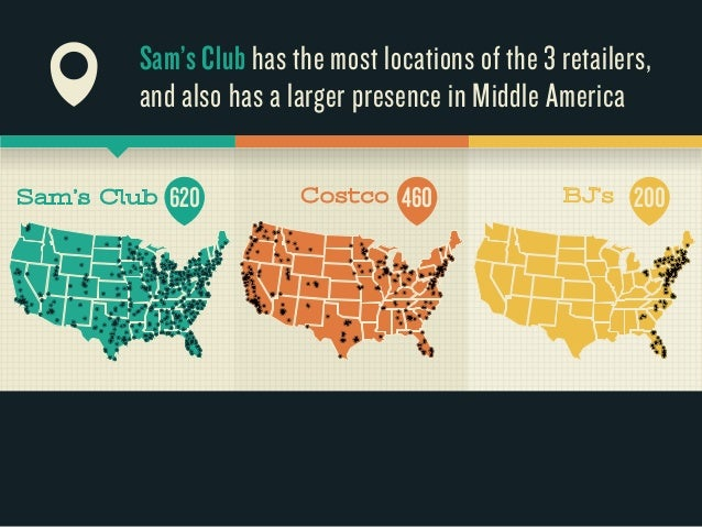 Club Store Packaging And Design Strategy - Costco us locations map