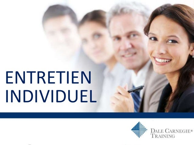 Driving Business ENTRETIEN INDIVIDUEL
