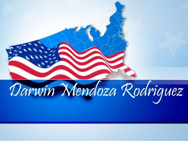 Darwin Mendoza Rodriguez