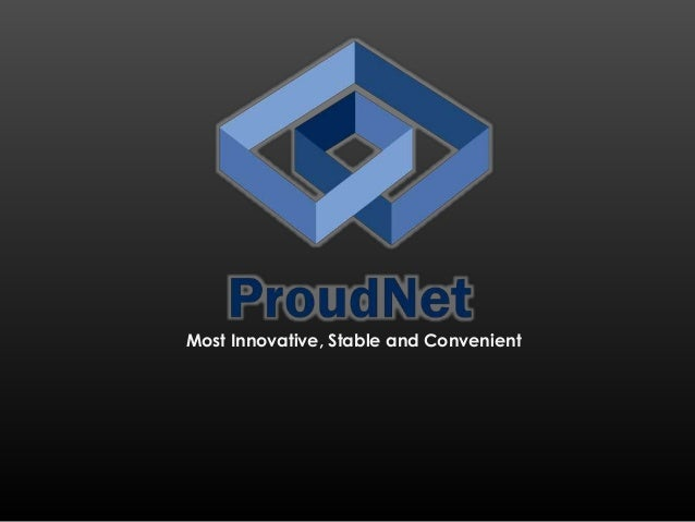 Most Innovative, Stable and Convenient