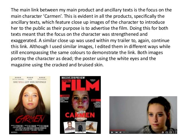 How effective is the combination of your main product and ancillary texts? Slide 3