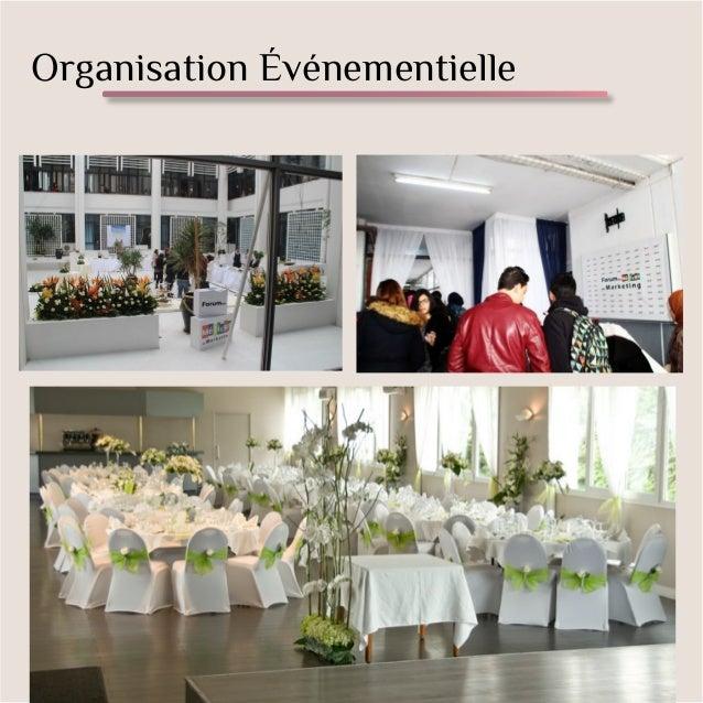 Organisation Événementielle