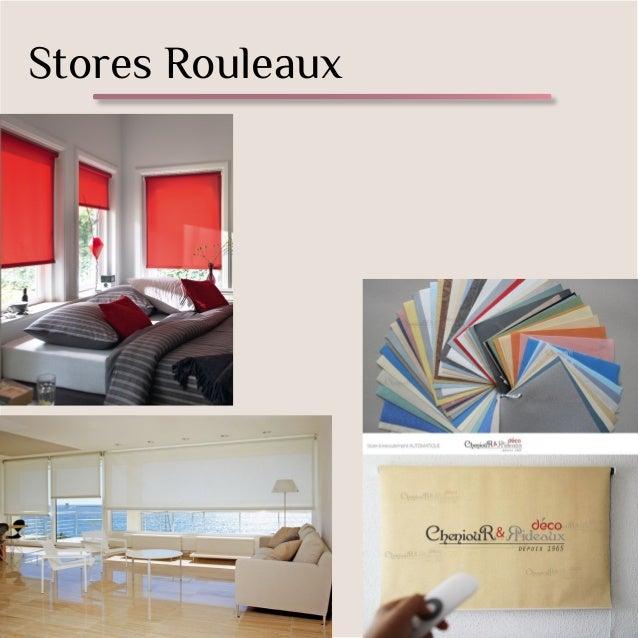 Stores Rouleaux