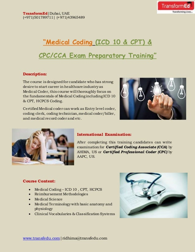 Medical Coding Training In Dubai Abu Dhabi Sharjah Al Ain Ajm