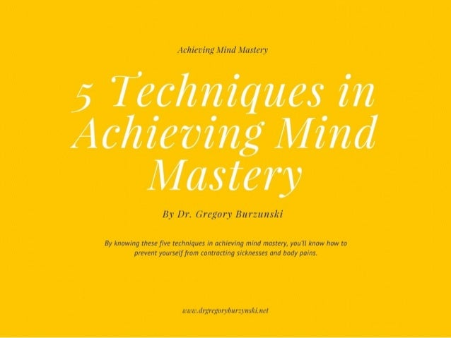Understanding Mind Mastery for Complete Mental Health