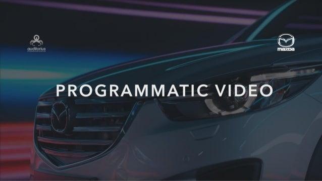 Кейс Mazda: предиктивная оптимизация в видеорекламе