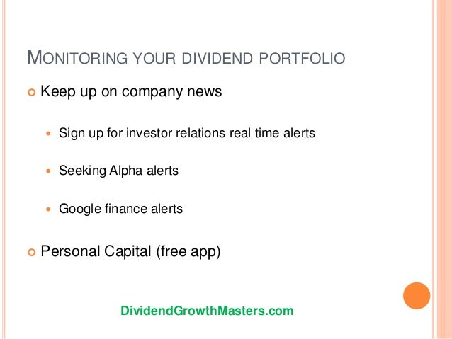 Dividend Growth Investing: The Guide To Passive Income
