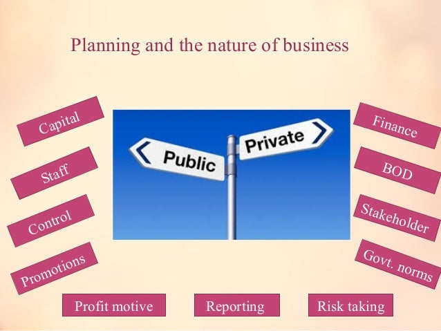 Private company • Restricts the right of members to transfer its shares; • Has a minimum of 2 and a maximum of 200 members...