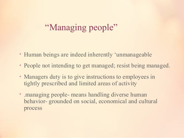 """""""Managing systems"""" • Emphasis in managerial thinking and organisation theory existing • Once a sensible and coherent syste..."""
