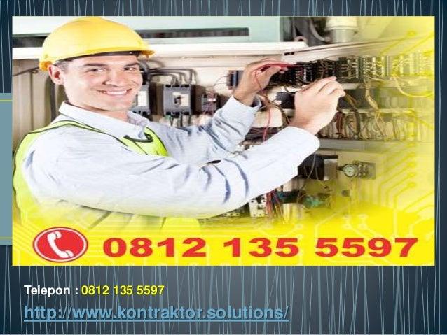 Instalasi Listrik Industri Di Balikpapan 0812 135 5597