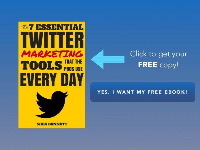 Click to get your FREE copy! Y E S , I WA N T M Y F R E E E B O O K !