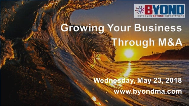 Looking to buy or sell a business? Set up a free exploration call. For more information, contact Laurie Wiggins laurie@byo...