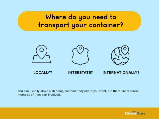 What You Need to Know About Transporting Shipping Containers Slide 3