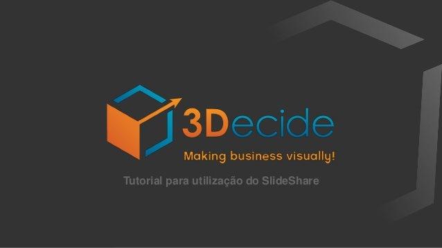 Tutorial para utilização do SlideShare
