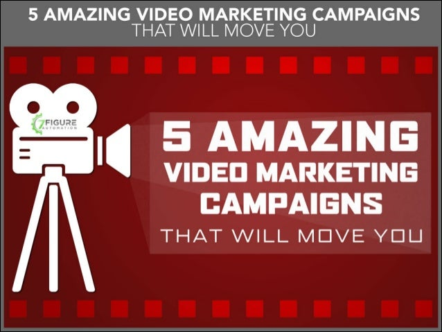 Video is the new 'awesome' in content marketing, with 52% of all marketers agree that video marketing has the best ROI.