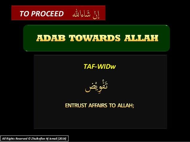 TAF-WIDwTAF-WIDw TO PROCEED All Rights Reserved © Zhulkeflee Hj Ismail (2014)All Rights Reserved © Zhulkeflee Hj Ismail (2...