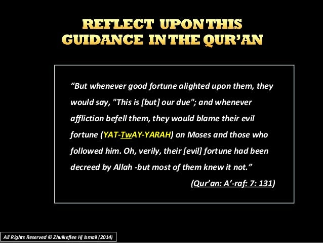 """""""""""But whenever good fortune alighted upon them, theyBut whenever good fortune alighted upon them, they would say, """"This is..."""