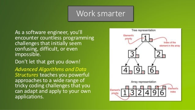 Advanced Algorithms and Data Structures Slide 2
