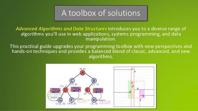 Advanced Algorithms and Data Structures Slide 3