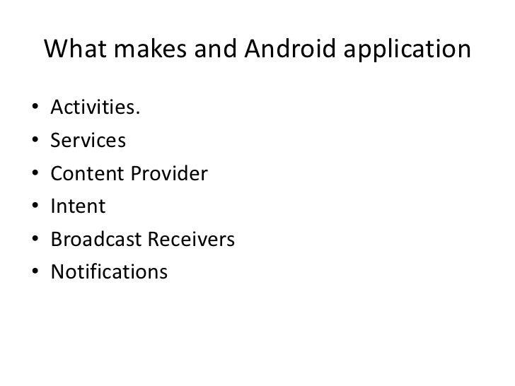 Slideshare android