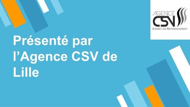 Comment corriger les erreurs 404 - Agence CSV Slide 2