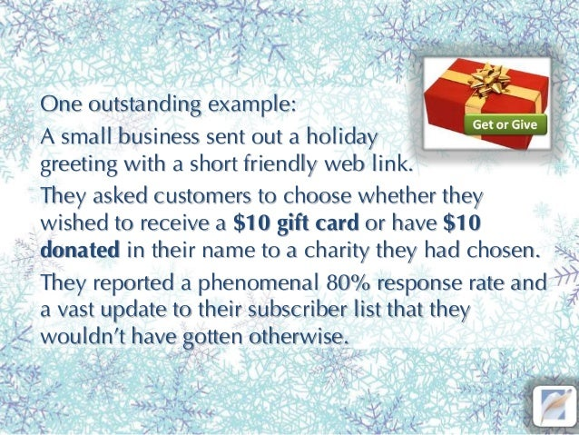 4 Steps to Make the Most of Business Holiday Greetings