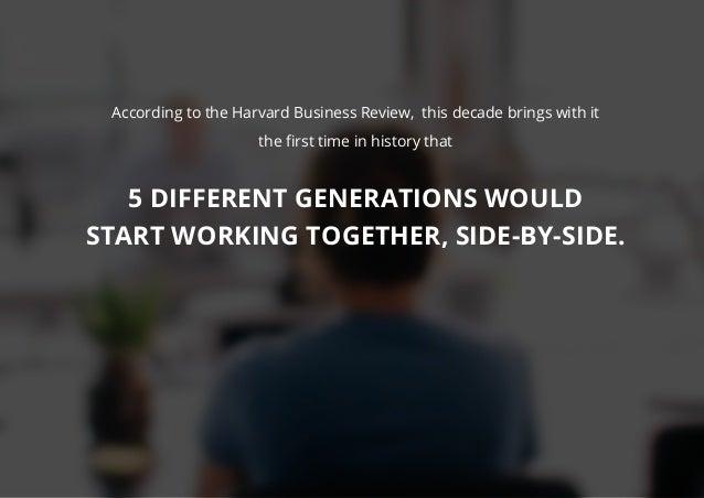 How to Manage the Multigenerational Workforce Slide 3