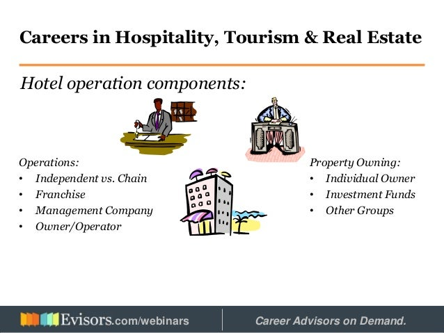 hospitality and tourism careers